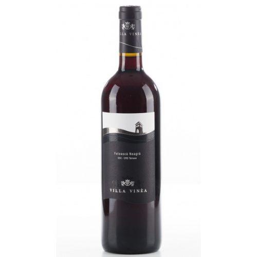 Feteasca Neagra Premium - Villa Vinea are u parfum floral, iar gustul racoritor are arome de mere de vara ,caise si coaja de lamaie rasa.